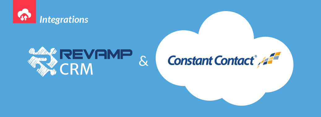 Automatic two-way sync between Revamp CRM and Constant Contact