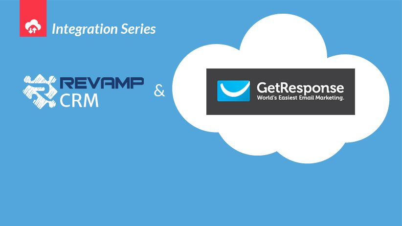 Automatic two-way sync between Revamp CRM and GetResponse