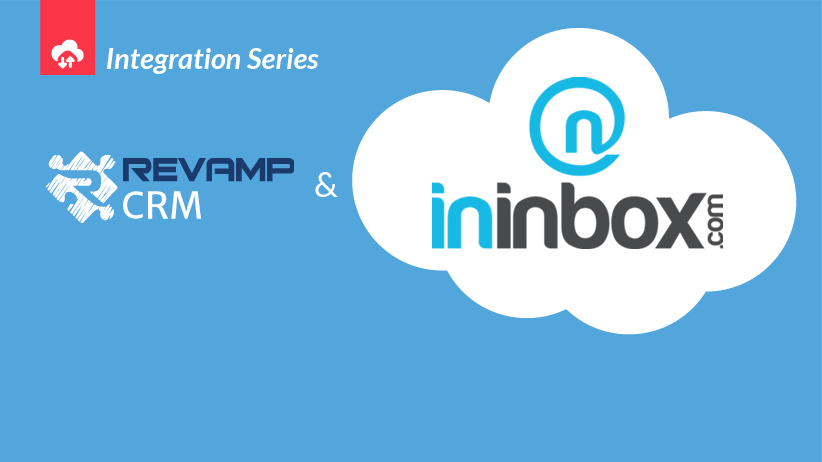 Automatic two-way sync between Revamp CRM and INinbox