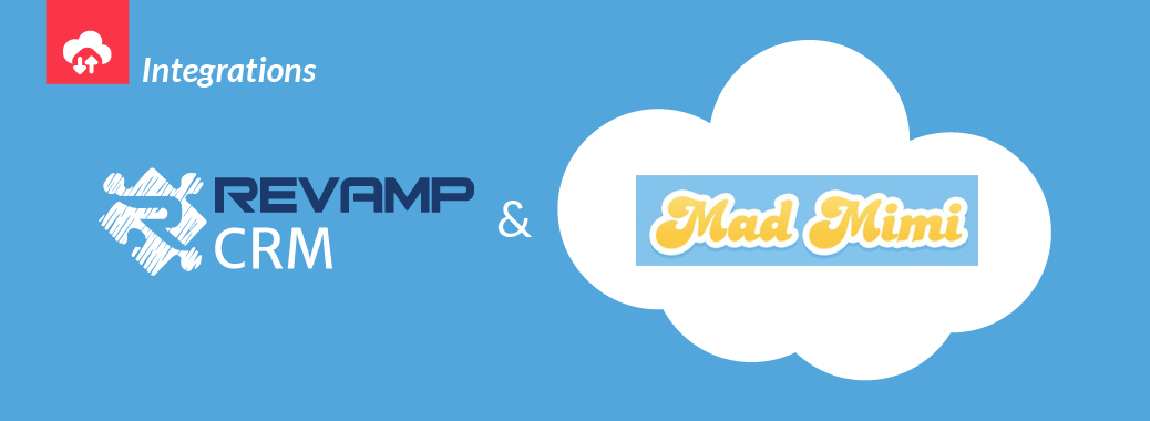 Automatic two-way sync between Revamp CRM and Mad Mimi