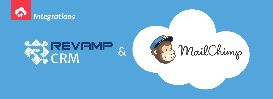 Subscribe Revamp CRM contacts to MailChimp mailing lists