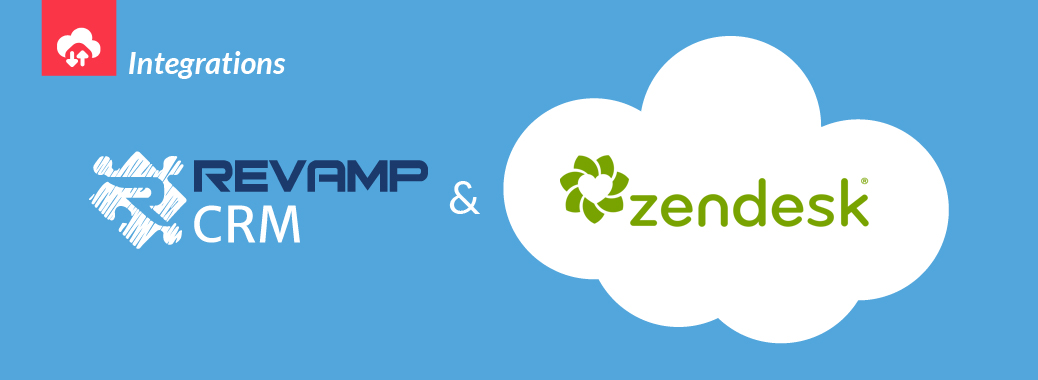Zendesk Integration with Revamp CRM – Your Tickets inside your CRM