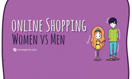 Men vs Women: Online Shopping Behavior and Buying Habits [infographic]
