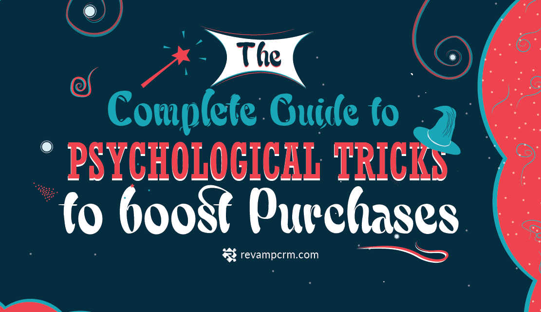 Psychological Tricks to Boost eCommerce Purchases [ Infographic ]