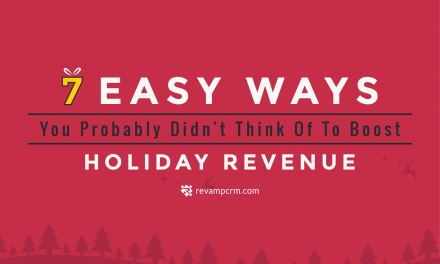 Tips and Tricks to Boost your Holiday Revenue [ Infographic ]