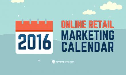 2016 Online Retail Marketing Calendar [ Infographic ]