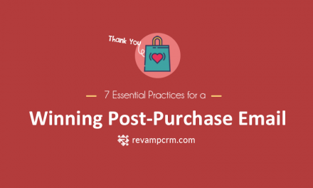 7 Essential Practices for a Winning Post-Purchase Email