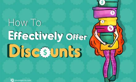 How to Effectively Offer Discounts [ infographic ]