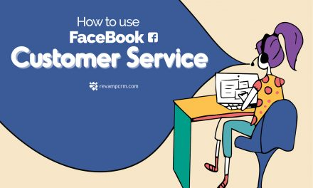 How to Use FaceBook Customer Service [ infographic ]