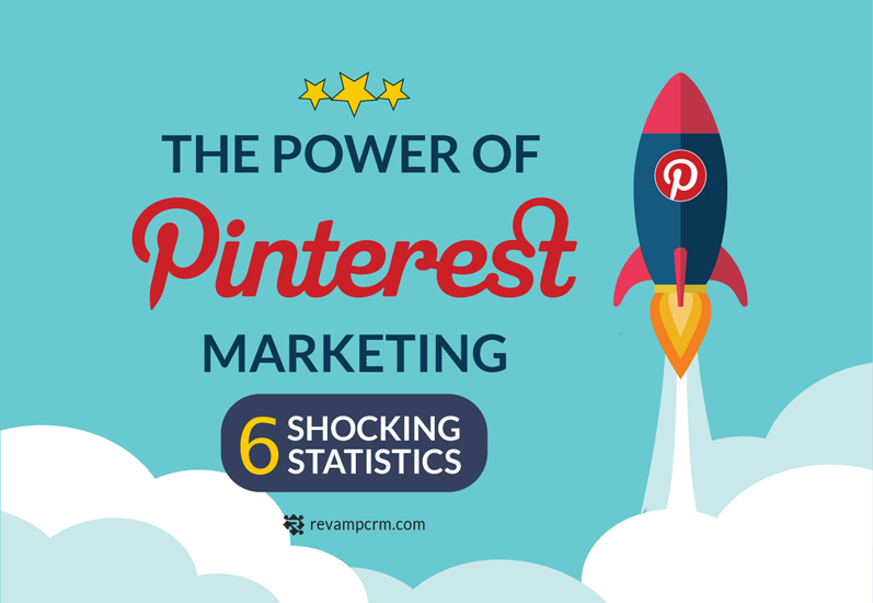 6 Shocking Statistics about Pinterest That You Probably Didn't Know [ infographic ]