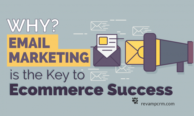Why Email Marketing is The Key to eCommerce Success [ infographic ]