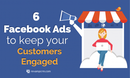 6 Facebook Ads you Need to Start Sending Today – For eCommerce   [ infographic ]