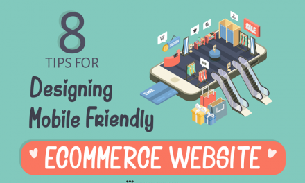 8 Tips for Designing a Mobile Friendly eCommerce Website