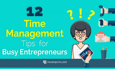 12 Tips for Busy Entrepreneurs to Increase Productivity [ infographic ]