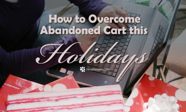 How to Overcome Abandoned Cart this Holidays