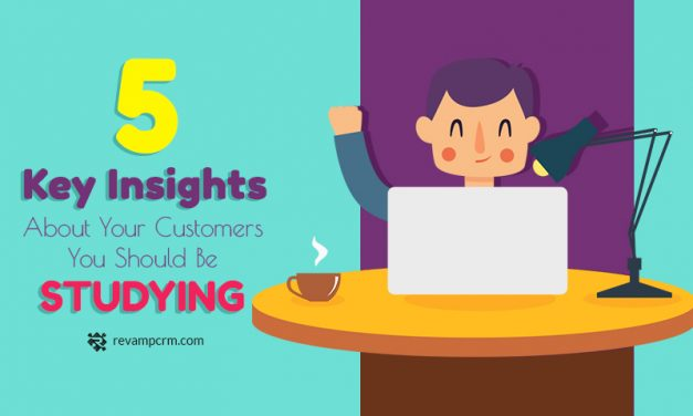 The 5 Key Insights About Your Customers You Should Be Studying