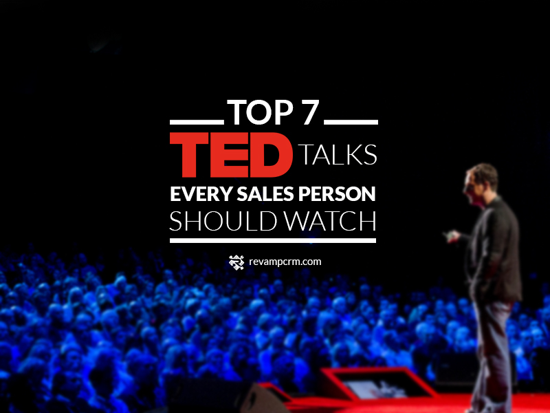 Top 7 TED Talks Every Sales Person Should Watch