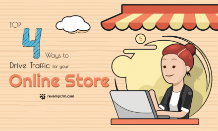 Top 4 Ways to Drive Traffic for your Online Store