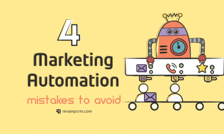 Marketing Automation | 4 Mistakes You Need To Avoid Them