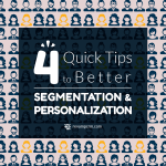 The Best of Personalization & Segmentation!