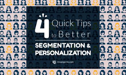 The Best of Personalization & Segmentation!