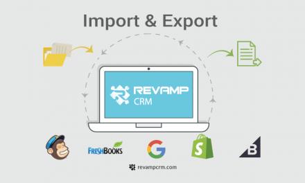 Data Import & Export